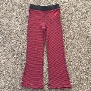 Girls Nike Yoga Pants